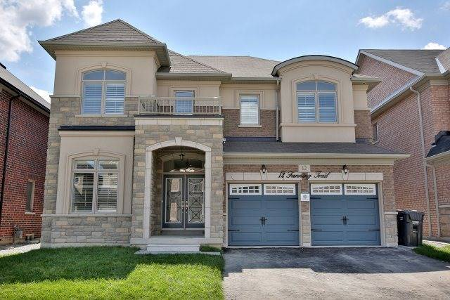 For Sale: 12 Fanning Trail, Brampton, ON | 5 Bed, 4 Bath House for $1,149,900. See 19 photos!