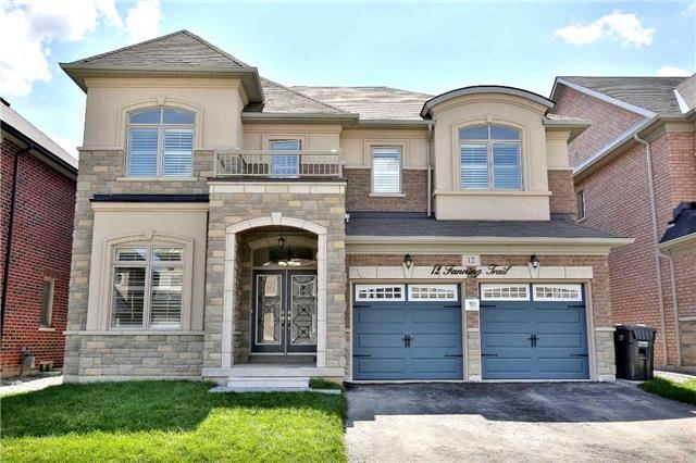 For Sale: 12 Fanning Trail, Brampton, ON | 5 Bed, 4 Bath House for $1,129,900. See 20 photos!