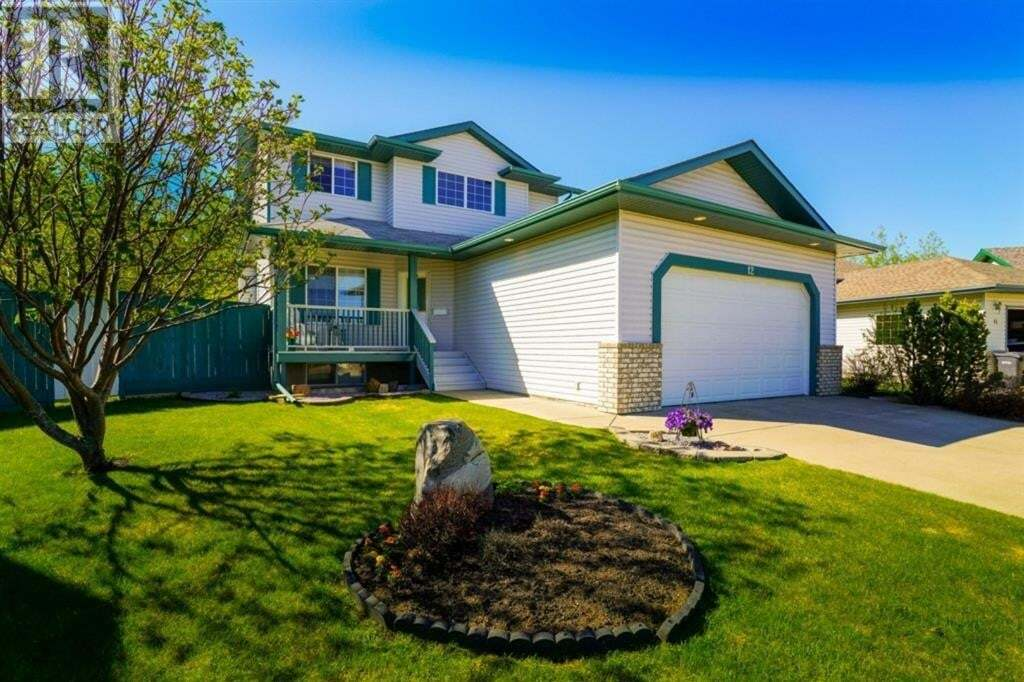 House for sale at 12 Fern Cs Sylvan Lake Alberta - MLS: A1002283