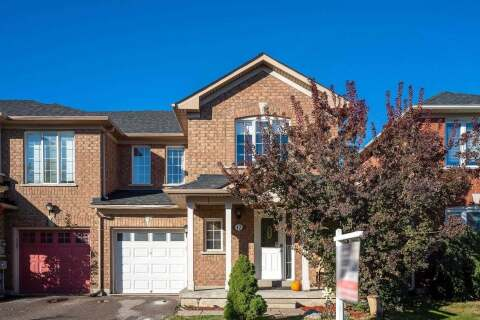 Townhouse for sale at 12 Ferris St Richmond Hill Ontario - MLS: N4952045