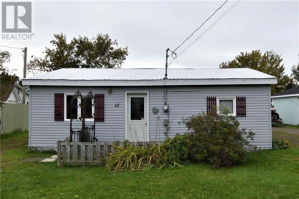 House for sale at 12 First Ave Pointe Du Chene New Brunswick - MLS: M128567