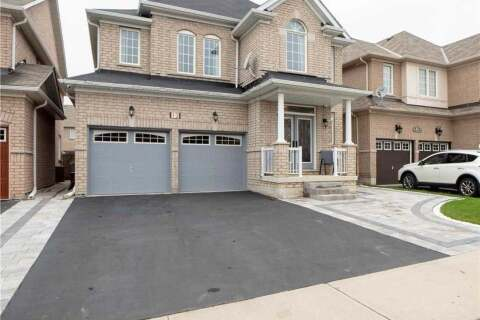 House for sale at 12 Fossil St Brampton Ontario - MLS: W4908203