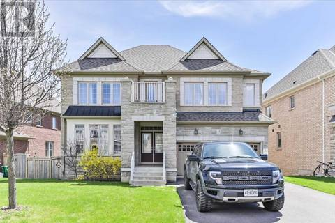 House for sale at 12 Franmar Rd Brampton Ontario - MLS: W4452656