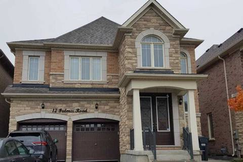 House for sale at 12 Fulmer Rd Brampton Ontario - MLS: W4622793