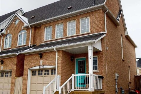 Townhouse for sale at 12 Gateway Ct Whitby Ontario - MLS: E5000505