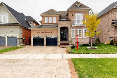 House for sale at 12 Gentle Fox Dr Caledon Ontario - MLS: W4619988