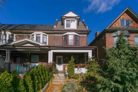 Townhouse for sale at 12 Geoffrey St Toronto Ontario - MLS: W4632063