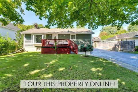 House for sale at 12 George St Whitby Ontario - MLS: E4810807