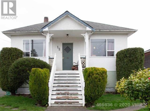 House for sale at 12 Gillespie St Nanaimo British Columbia - MLS: 466636