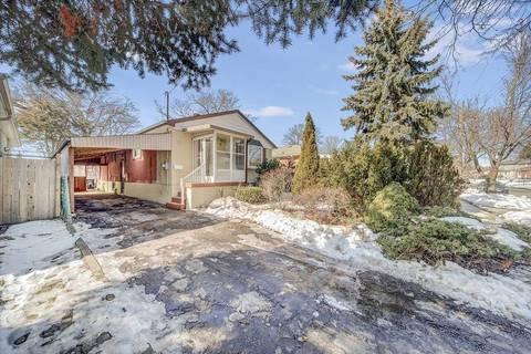 House for sale at 12 Gilroy Dr Toronto Ontario - MLS: E4701610