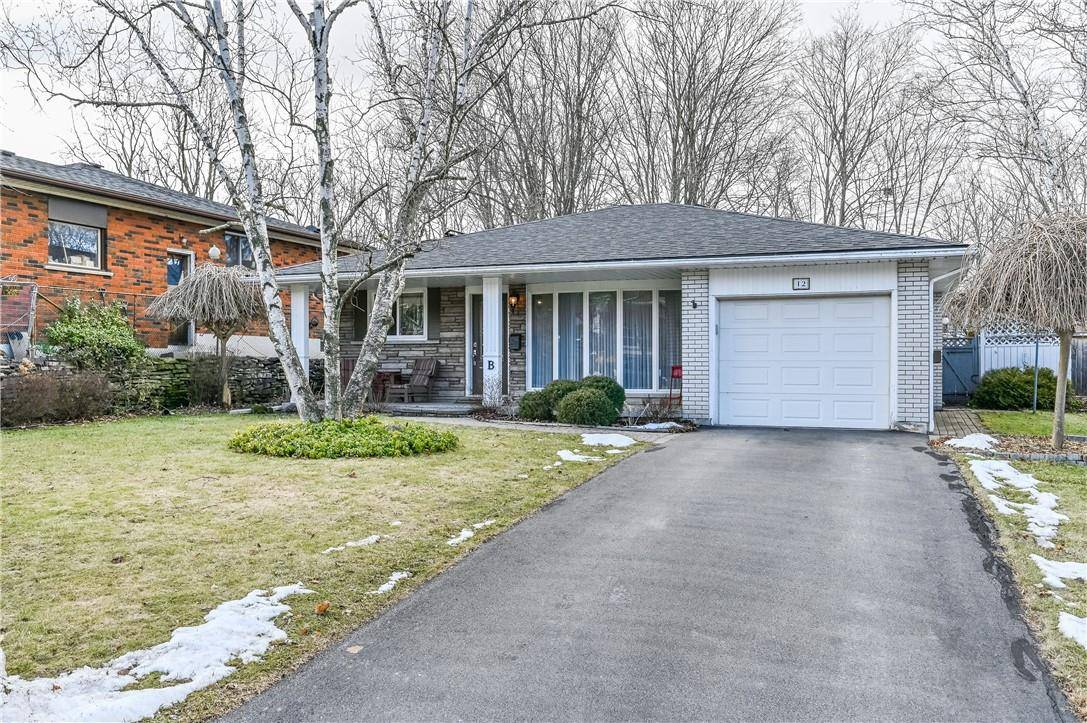 House for sale at 12 Glen Ct Dundas Ontario - MLS: H4071491