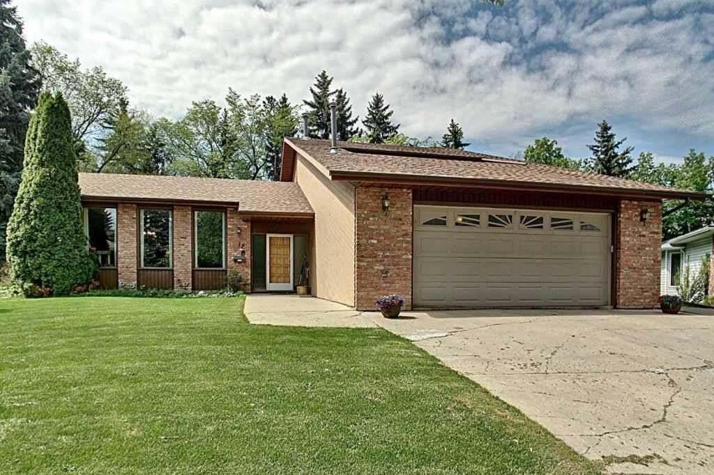 House for sale at 12 Glen Meadow Cr St. Albert Alberta - MLS: E4199548