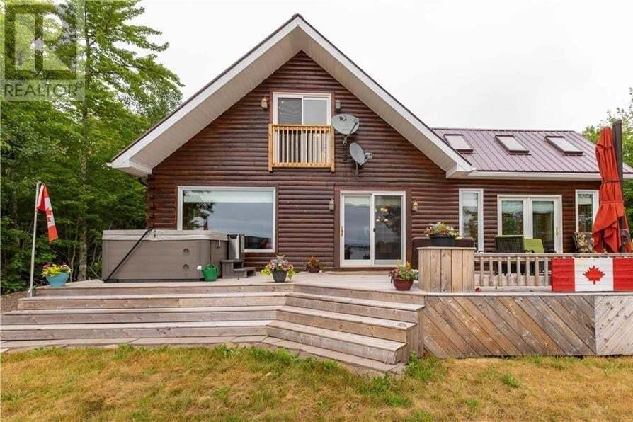 House for sale at 12 Goddards Ln Grand Lake New Brunswick - MLS: NB045702