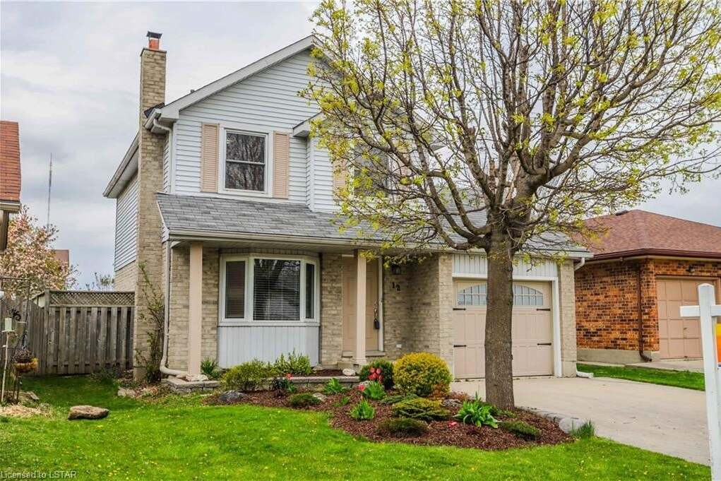 House for sale at 12 Golfdale Cres London Ontario - MLS: 258069