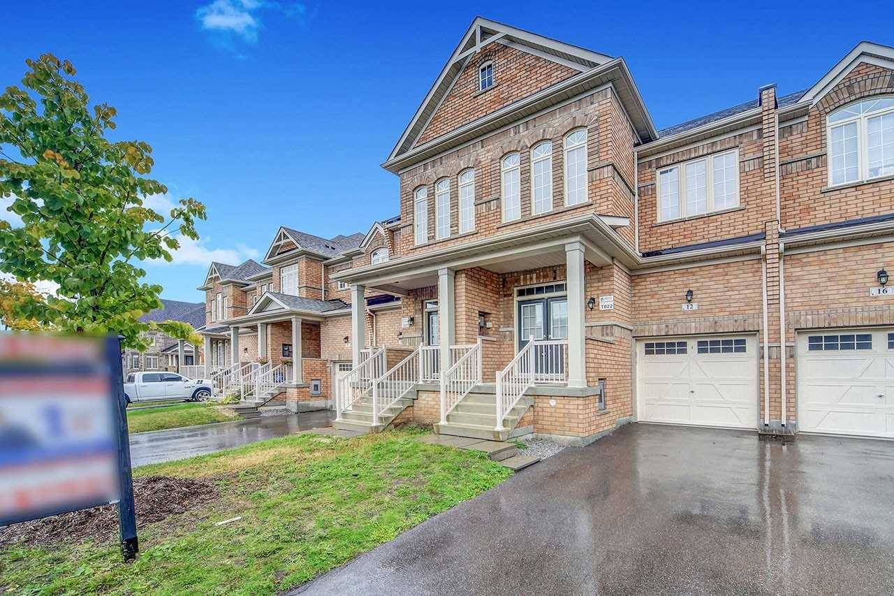 Townhouse for sale at 12 Gower Dr Aurora Ontario - MLS: N4613387
