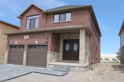 House for sale at 12 Grandville Circ Brant Ontario - MLS: X4381527