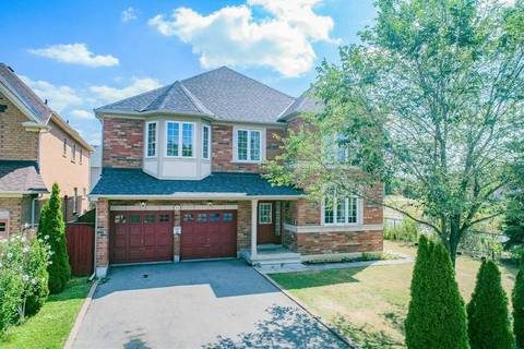 House for sale at 12 Granite Ridge Cres Brampton Ontario - MLS: W4547198