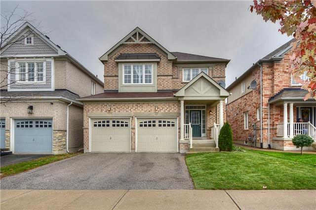 House for sale at 12 Green Darner Trail Bradford West Gwillimbury Ontario - MLS: N4284505