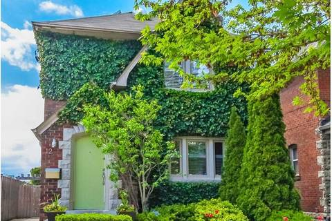 House for sale at 12 Grenview Blvd Toronto Ontario - MLS: W4610177