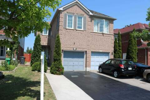 Townhouse for sale at 12 Hackberry Gt Brampton Ontario - MLS: W4816023