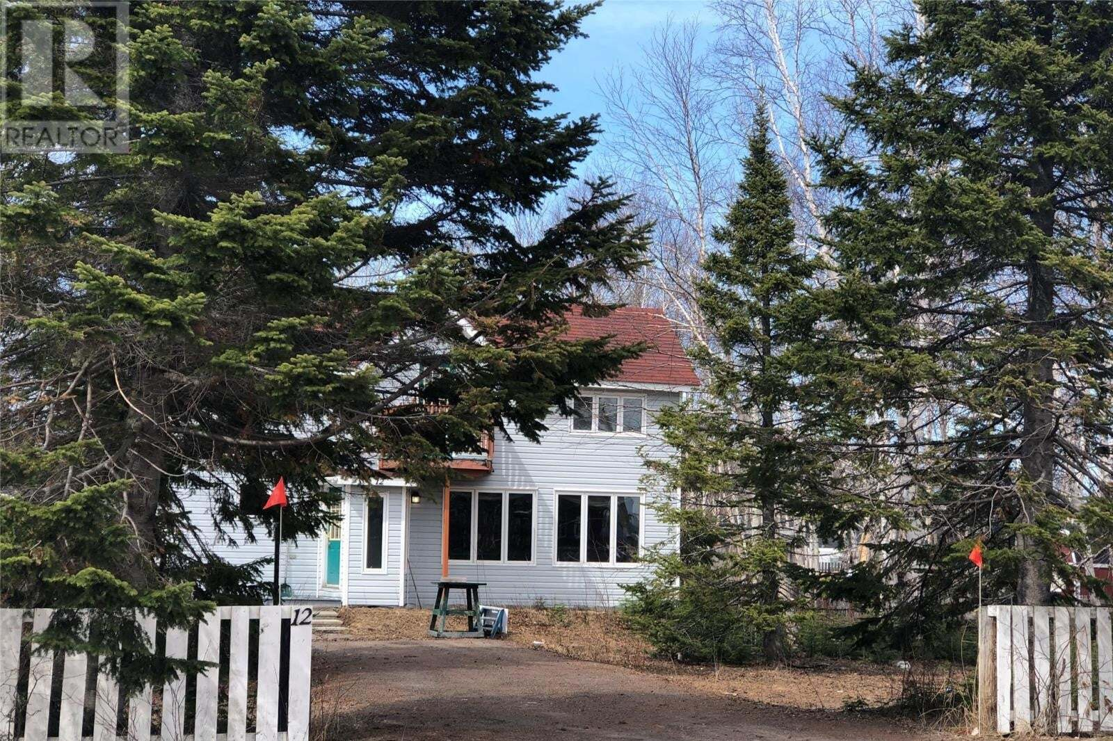 House for sale at 12 Hamilton River Rd Happy Valley - Goose Bay Newfoundland - MLS: 1209198