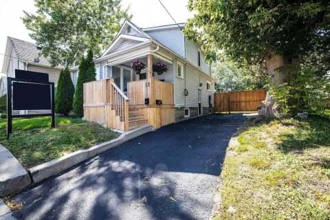 House for sale at 12 Harmony Rd Oshawa Ontario - MLS: E4914289