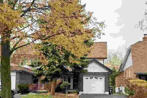House for sale at 12 Harnworth Dr Toronto Ontario - MLS: C4626339
