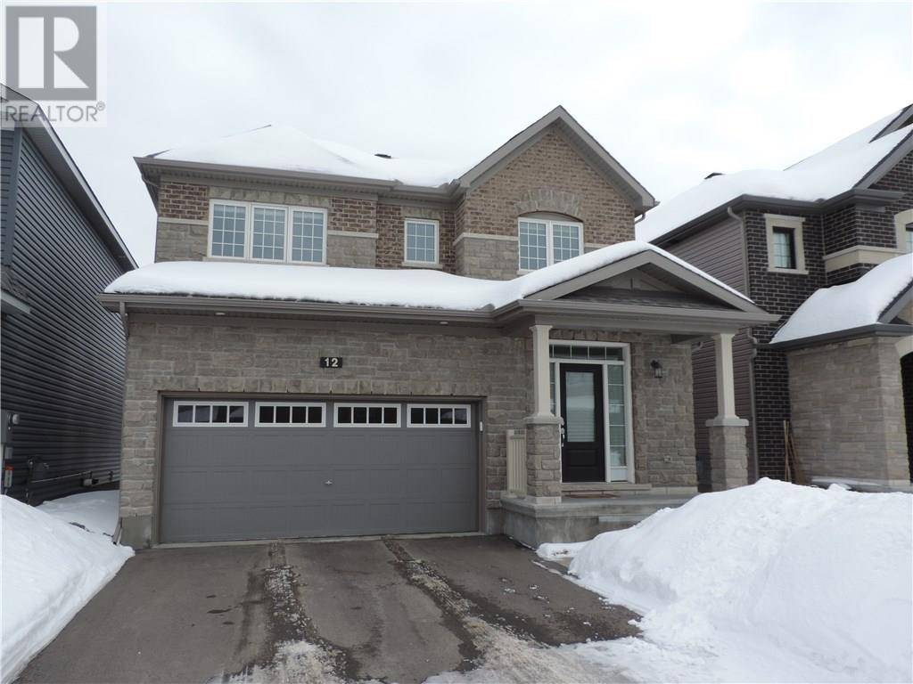 House for rent at 12 Hawks Landing Cres Stittsville Ontario - MLS: 1182093