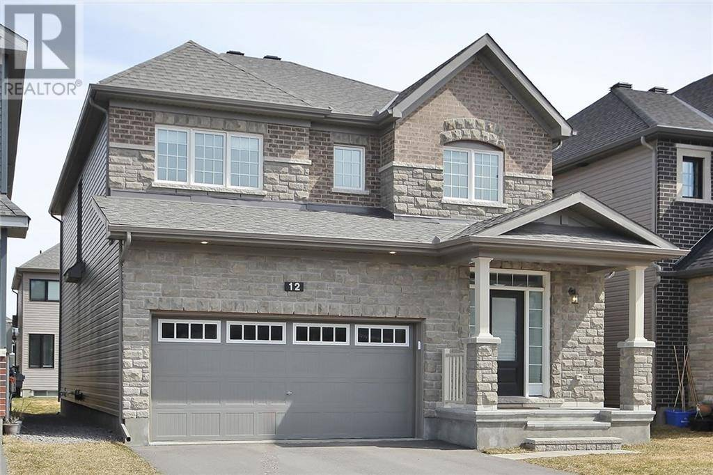 House for sale at 12 Hawks Landing Cres Stittsville Ontario - MLS: 1188081