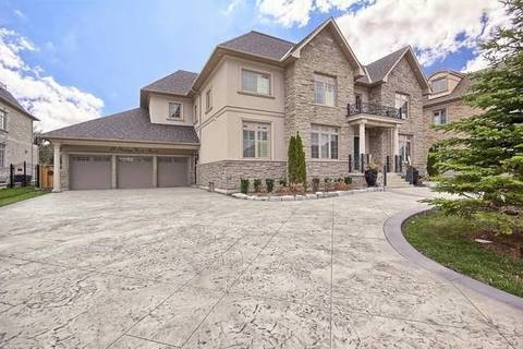 House for sale at 12 Heritage Woods Manr Markham Ontario - MLS: N4435582