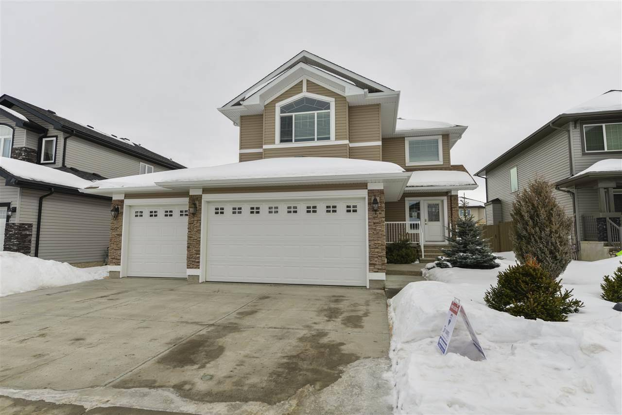House for sale at 12 Heron Li Spruce Grove Alberta - MLS: E4188369