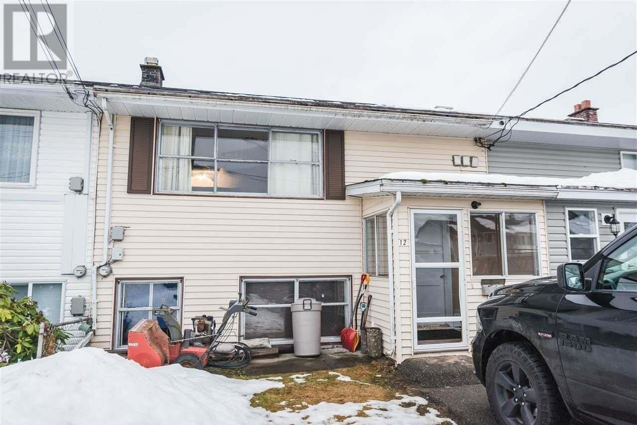 Townhouse for sale at 12 Heron St Kitimat British Columbia - MLS: R2440965