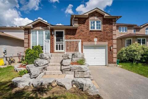 House for sale at 12 Hersey Cres Barrie Ontario - MLS: S4865407