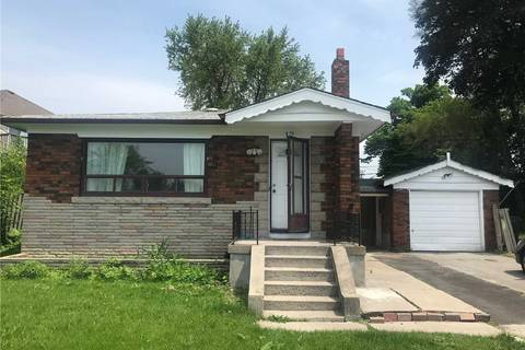 House for sale at 12 Hibberts Dr Toronto Ontario - MLS: E4535274