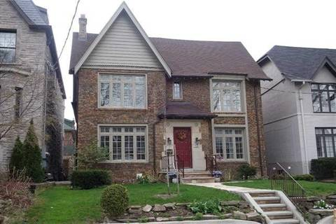 Townhouse for rent at 12 Highbourne Rd Toronto Ontario - MLS: C4428215