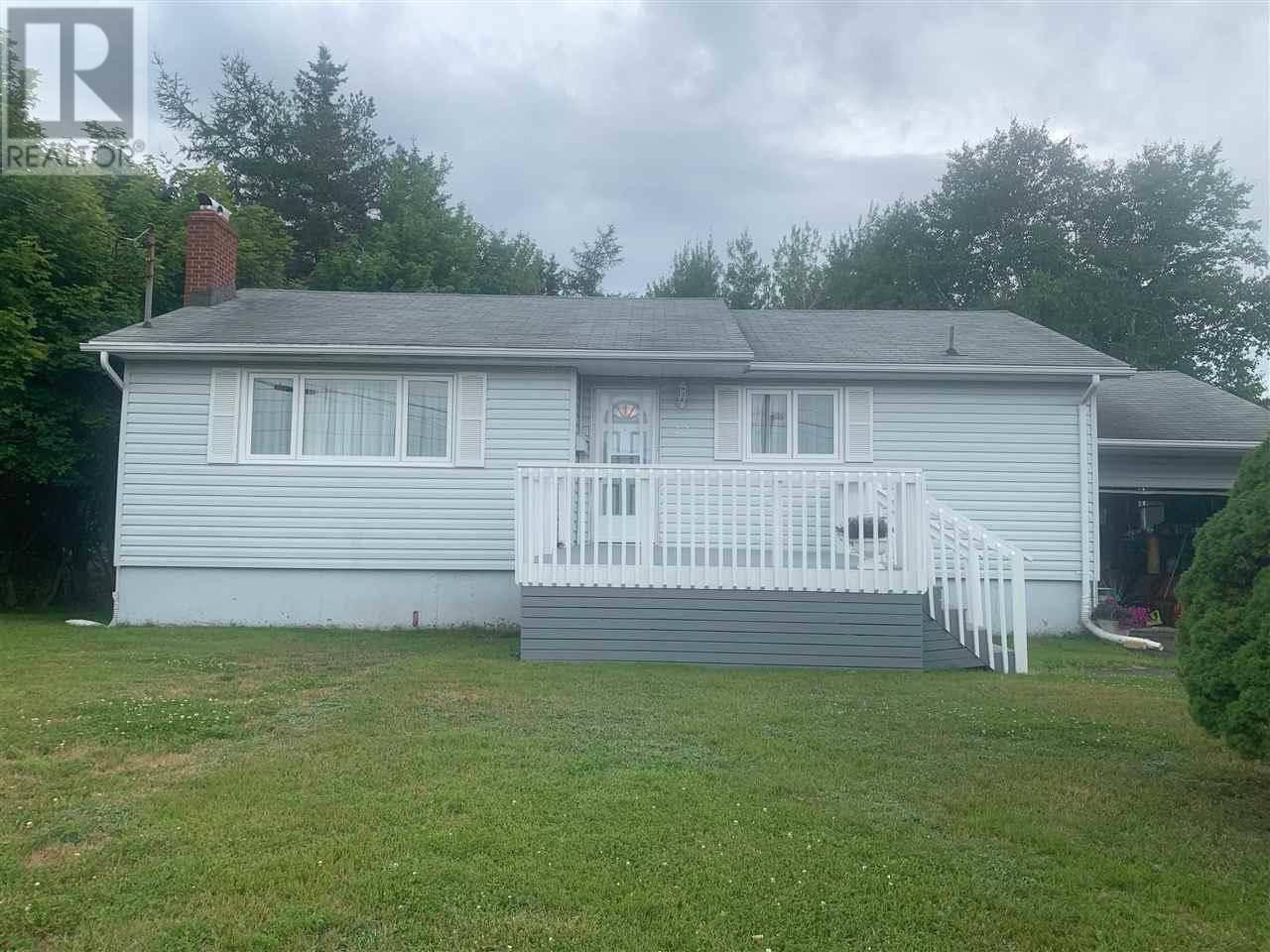 House for sale at 12 Hillcrest Dr Coxheath Nova Scotia - MLS: 201919754