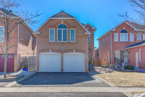 House for sale at 12 Hillpath Cres Brampton Ontario - MLS: W4429160