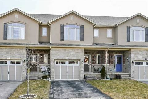 Townhouse for sale at 12 Hitching Post Rdge Hamilton Ontario - MLS: X4734456