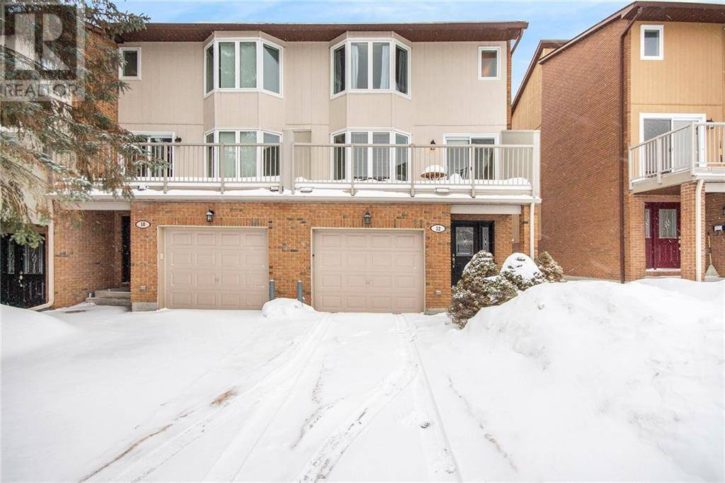 Townhouse for sale at 12 Huntview Pt Ottawa Ontario - MLS: 1183205