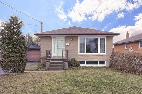 House for sale at 12 Jasmine Rd Toronto Ontario - MLS: W4725406