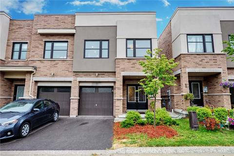 Townhouse for sale at 12 Jerseyville Wy Whitby Ontario - MLS: E4523662