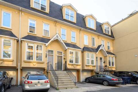 Townhouse for sale at 12 Joseph Salsberg Ln Toronto Ontario - MLS: C4935593