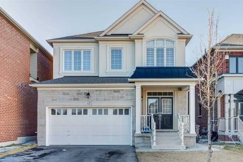 House for sale at 12 Keywood Ct Brampton Ontario - MLS: W4387531