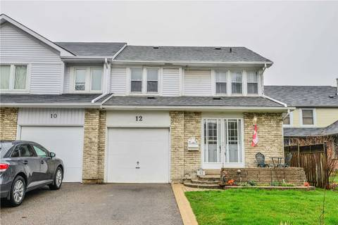 Townhouse for sale at 12 Kindle Ct Brampton Ontario - MLS: W4500992