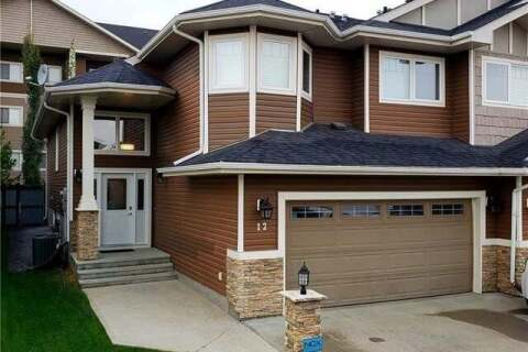 Townhouse for sale at 12 Kingdom Pl Leduc Alberta - MLS: CA0193954