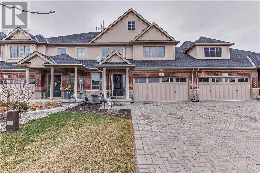 Townhouse for sale at 12 Kline Cres Fonthill Ontario - MLS: 30797513