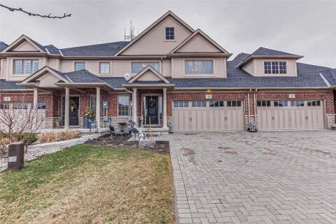 Townhouse for sale at 12 Kline Cres Pelham Ontario - MLS: X4800651