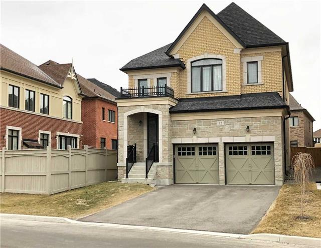 For Sale: 12 Kylemount Court, Vaughan, ON | 4 Bed, 5 Bath House for $1,599,000. See 20 photos!