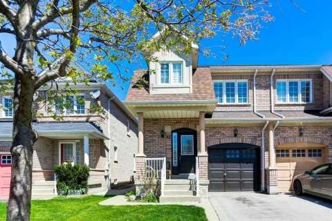 Townhouse for sale at 12 La Pinta St Vaughan Ontario - MLS: N4770368