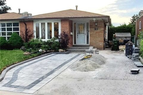 Townhouse for sale at 12 Lebos Rd Toronto Ontario - MLS: C5081821